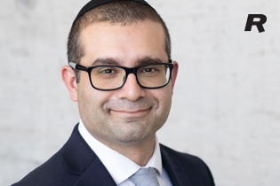 Photo of Rotman MMBA Farhad Mordechai Sabeti