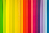 Abstract image of the rainbow colour spectrum.
