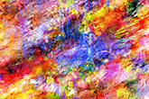 Multicoloured abstract image.