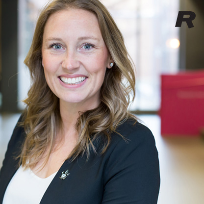 Photo of Rotman grad Tyla Flexman