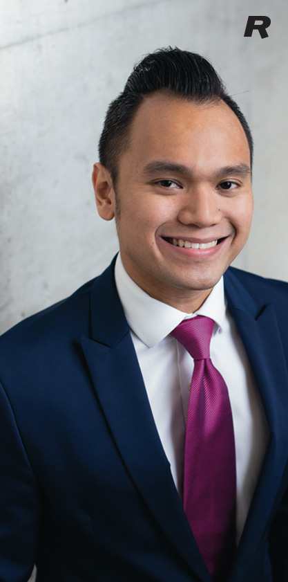 Photo of Gaby Ignacio, Full-Time MBA student, class of 2019