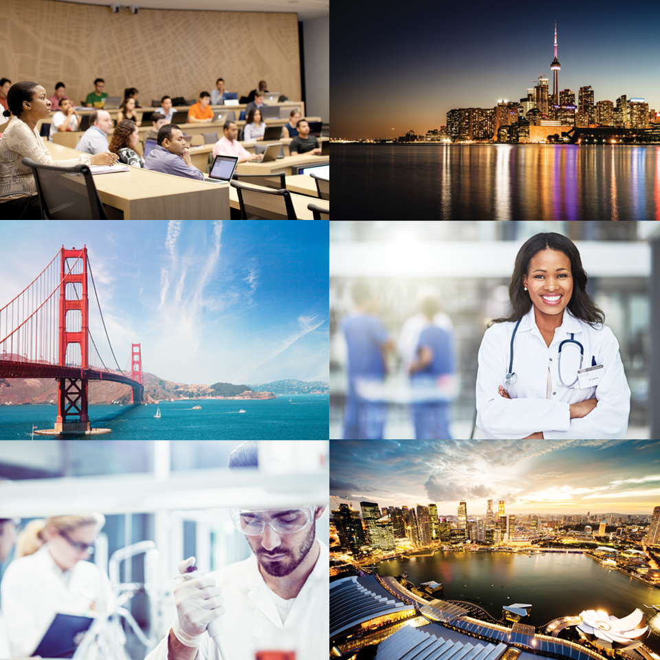 Global Executive MBA in Healthcare and the Life Sciences