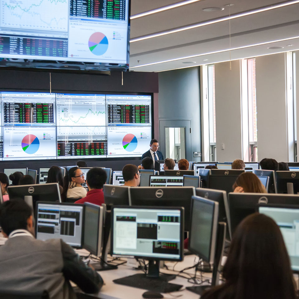 BMO Financial Group Finance and Trading Lab