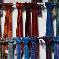 Crafts from Guatemala scarves