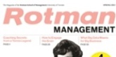 Rotman Management magazine Spring 2013