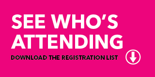 See who's attending - download the registration list