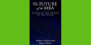 Future of the MBA book cover image text widget