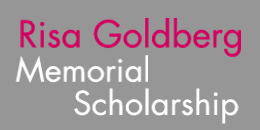 Risa Goldberg Memorial Scholarship