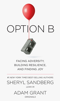 Option B book cover