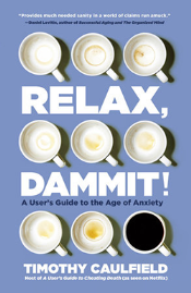 Relax Dammit Book Cover