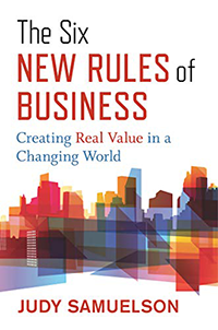 Six New Rules of Business Book Cover