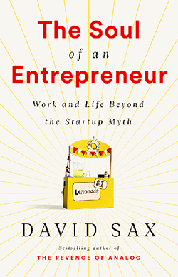 The Sould of an Entrepreneur Book Cover