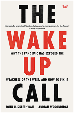The Wake Up Call Book Cover