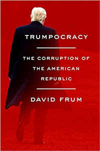 Trumpocracy book cover