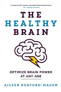 The Healthy Brain Book Cover
