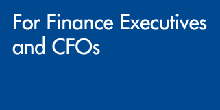 For Finance Executives and CFOs