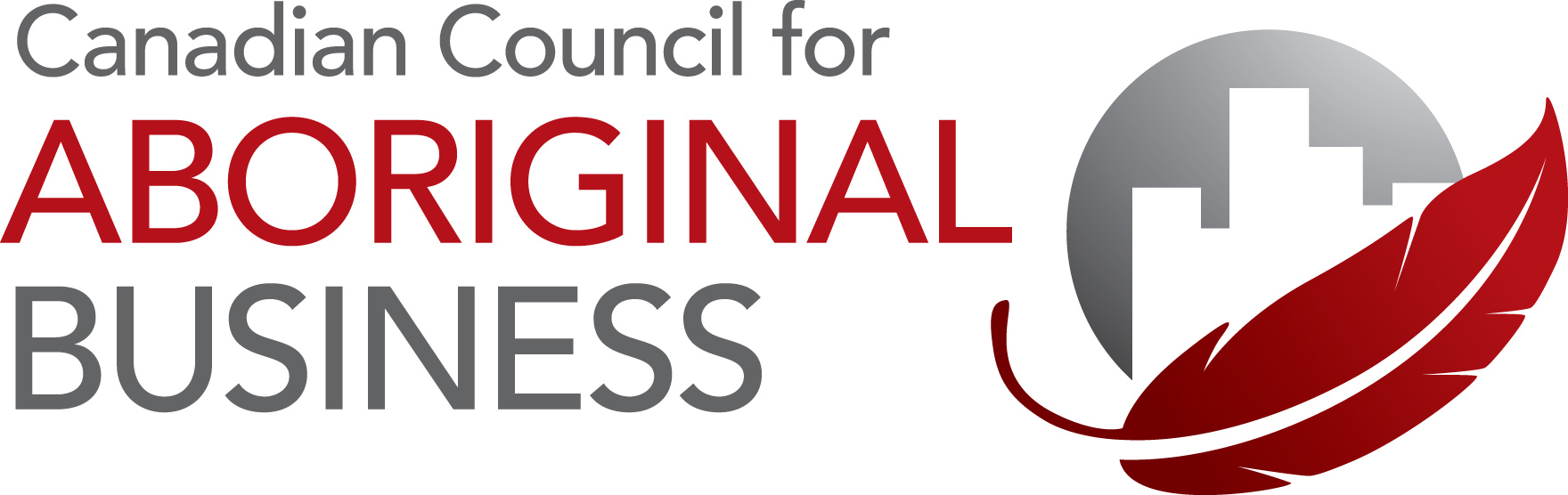 Logo of Canadian Council for Aboriginal Business