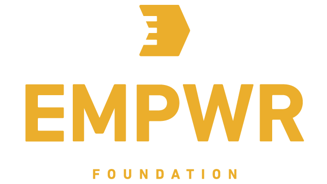 Logo of the EMPWR foundation