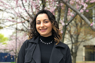 Image of Shookofeh, GDipPA Class of 2019 student