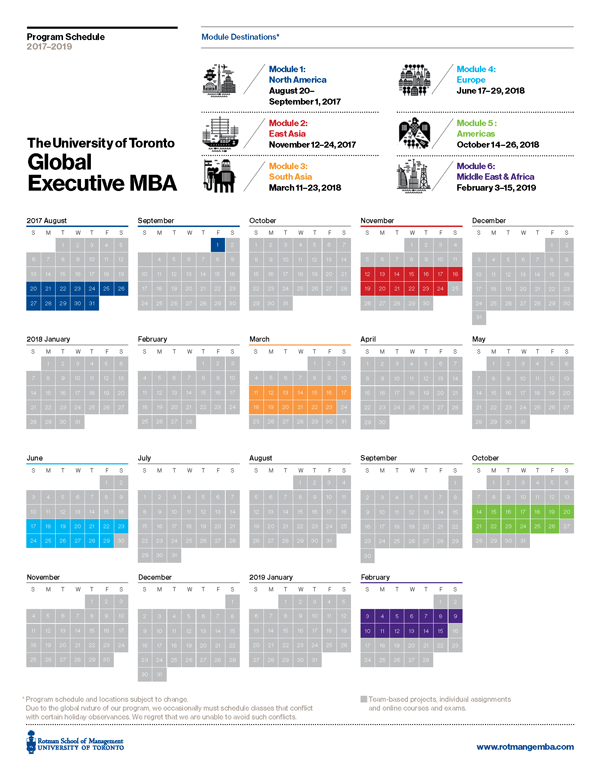 Rotman Toronto Full-Time MBA