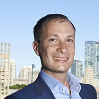 Russian resident Eugene Antonov - Rotman School of Management Global Executive MBA graduate - Director of Supply Chain & Finance Management at Kinross Gold Corp.