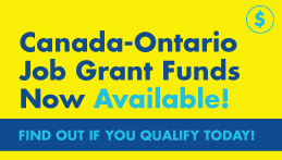 Ontario Job Grant program