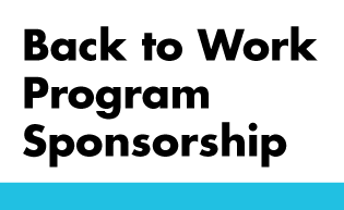Back to work program sponsorship