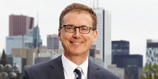 Tiff Macklem, Dean, Rotman School of Management