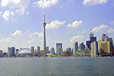 Image of Toronto skyline