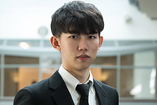 Image of Yiyuan, MFRM Class of 2020 student