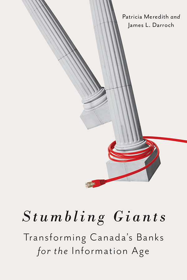Book cover of Stumbling Giants