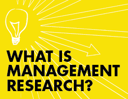 What is Management Research? Rotman's Mara Lederman explains