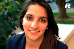 Photo of researcher Anvi Shah
