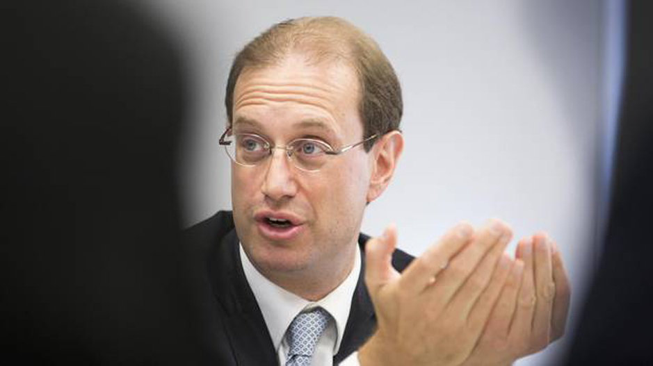 Mark Wiseman<br>Global Head of Active Equities, BlackRock & Chairman, BlackRock Alternative Investors