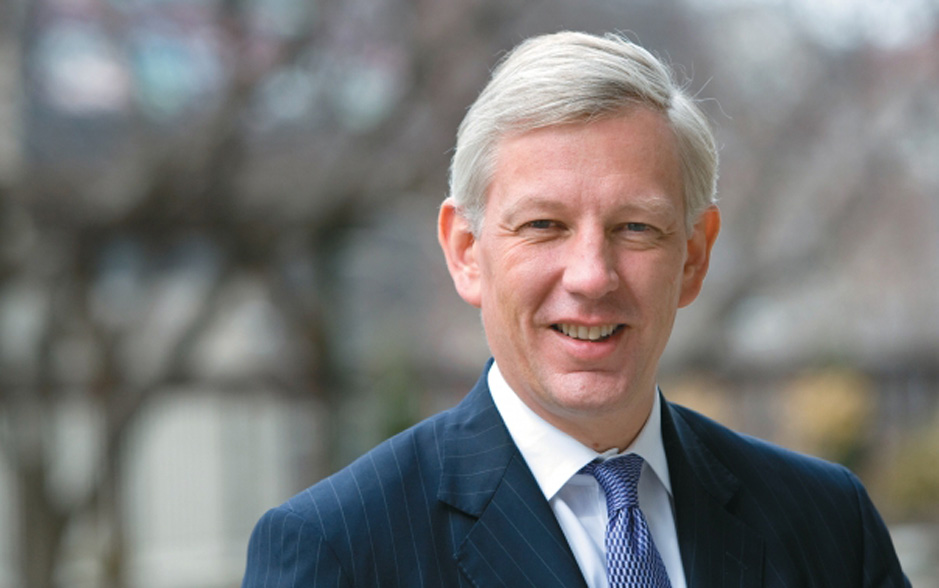 Dominic Barton<br>Global Managing Director, McKinsey and Company