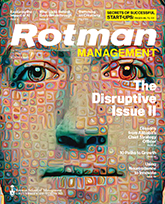 Cover of the Disruptive Issue II