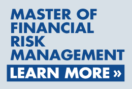 Master of FInancial Risk Management - Learn more