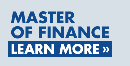 Learn more about the Master of Finance Program