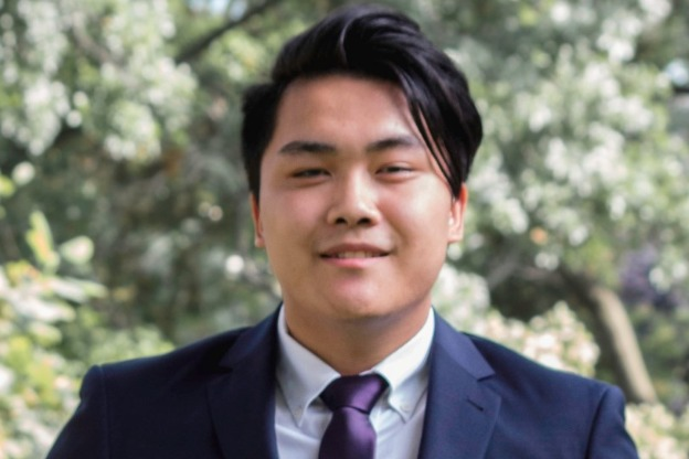 Q&A with Simon, GDipPA '19, CFE Honour Roll 2020