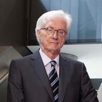Interim Dean of the Rotman School of Management, Peter H Pauly