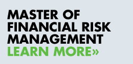 Master of Financial Risk Management