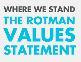 Values statement