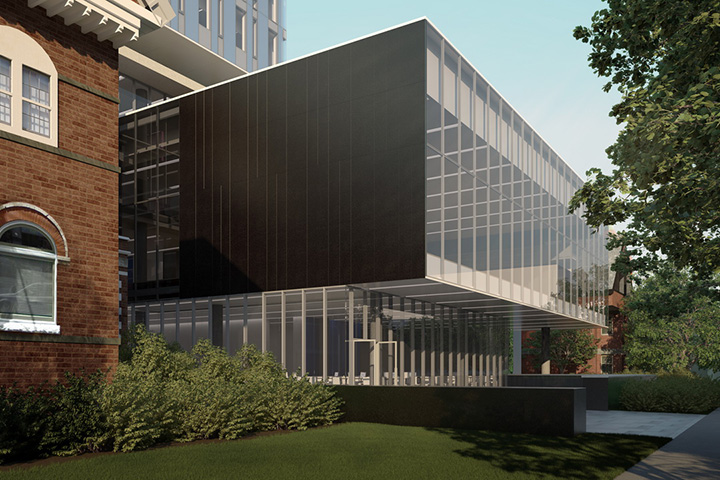Rotman New South Building Rendering