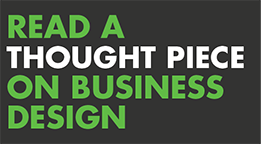 Thought piece - Business Design
