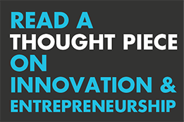 Thought piece - Innovation