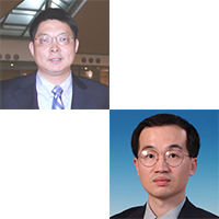 PROFESSORS LU & WANG