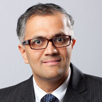 Partha S. Mohanram, CGA Ontario Professor of Financial Accounting, Associate Professor of Accounting