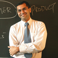Dilip Soman, Corus Chair in Communication Strategy, Professor of Marketing, Senior Fellow, Desautels Center for Integrative Thinking