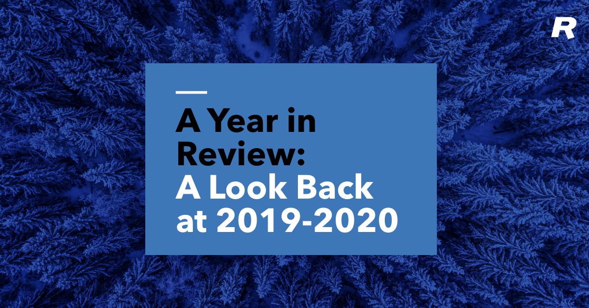 2019-2020 Year in Review