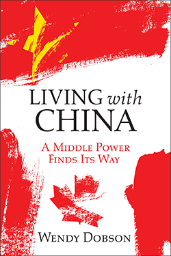 Living with China Book Cover